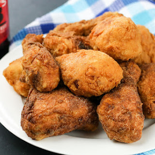 Healthy Fried Chicken!!