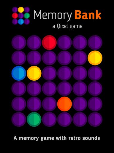 Memory Bank - Qixel Brain Game Apk Download 2