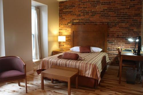 Photo Abri du voyageur hôtel