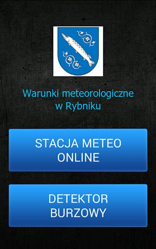 Meteo Rybnik