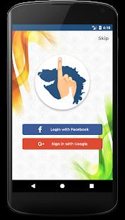 Election : Gujarat 2017 - náhled