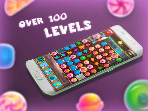 Puzzle Games: Candy, Jelly & Match 3 13.0 screenshots 3