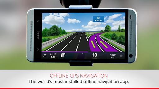 GPS Navigation & Traffic Sygic screenshot 1