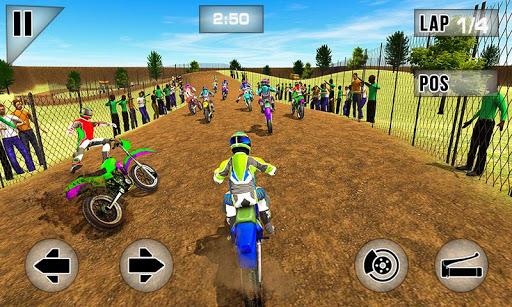 Dirt Track Racing 2019: Moto Racer Championship painmod.com screenshots 3