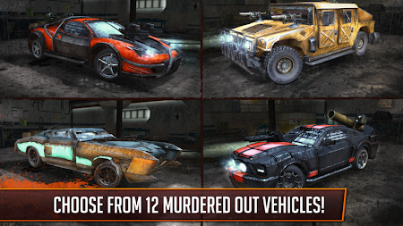 Death Race - The Official Game 1.0.5 screenshot 195990