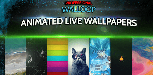 Live Wallpapers  app for Android screenshot