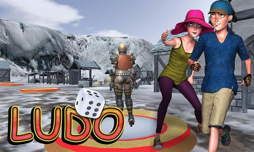 Ludo Jumanji 3D Game 2.4 screenshots 9