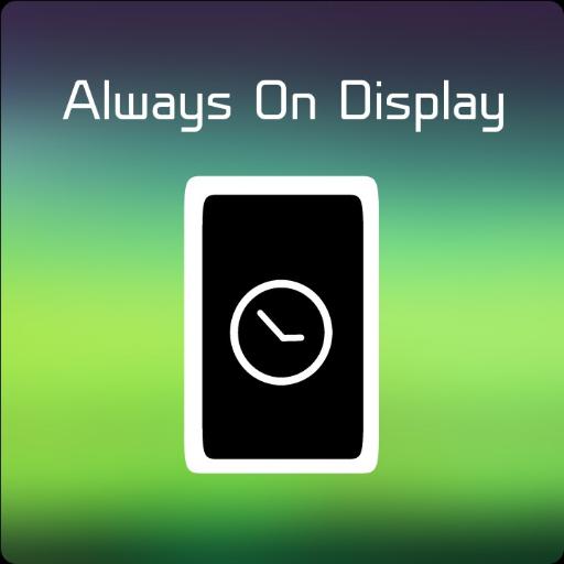 Always On Display - Like Galaxy S9, LG G7 - Apps on Google Play