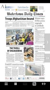 Watertown Times - screenshot thumbnail