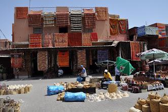 Photo: Marrakech : dans les souks