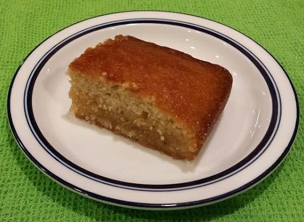 Byzantine Spice Cake Recipe