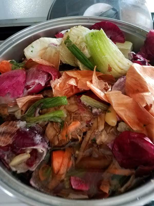 Vegetable Broth Recipe