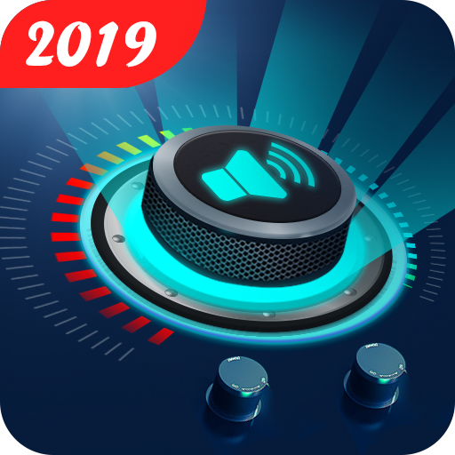 Icon for Music Equalizer - Bass Booster & Volume Up