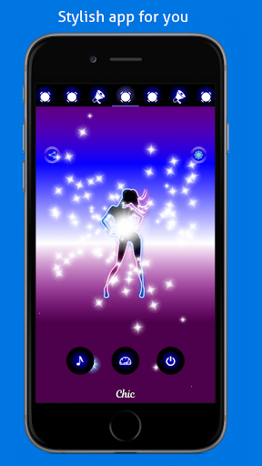 Disco Light: Flashlight with Strobe Light & Music screenshot 14