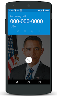 Fake Call- screenshot thumbnail