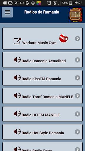 Free radio Streaming Romanesc