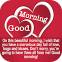 Good morning images wishes and greetings icon