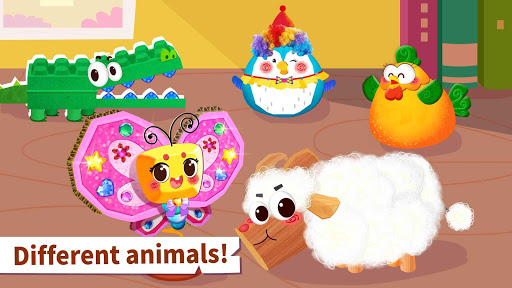 Baby Panda's Animal Puzzle screenshot 15
