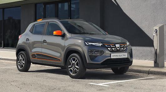 El Dacia Spring Eléctrico comienza su comercialización
