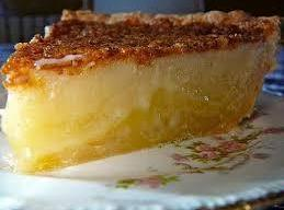 Lola's Southern Buttermilk Pie Recipe