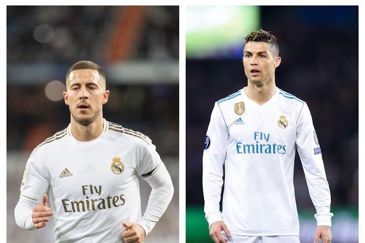 Eden Hazard, façon Cristiano Ronaldo