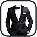 Man Formal Photo Suit Montage : Traditional Wear icon