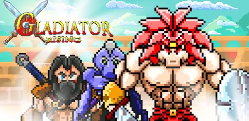 Gladiator Rising: Roguelike RPG google play ile ilgili görsel sonucu