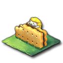 シューシープクッキーチェア