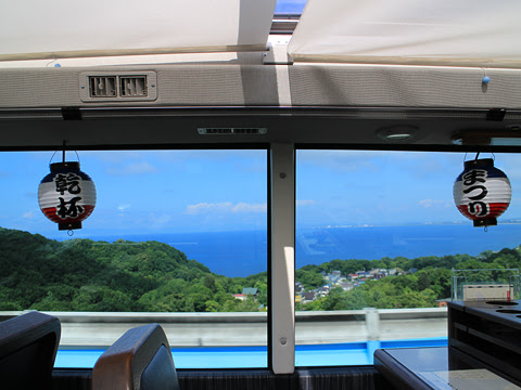 WILLER(網走バス)「レストランバス」 札幌8888 車窓 その4