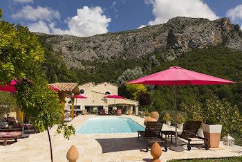 villa à Moustiers-Sainte-Marie (04)