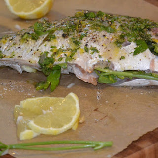 Baked Whole Red Snapper Fish Recipes.