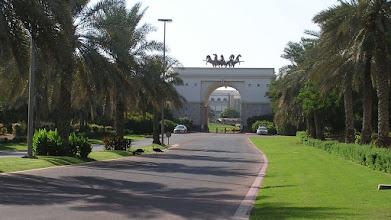 Photo: CB150026 ZEA - Dubaj - palac obecnego Sultana Zayed'a
