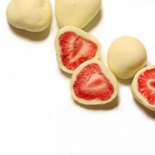 4-Ingredient Vegan White Chocolate