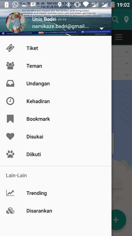 Agenda Kota Indonesia- screenshot