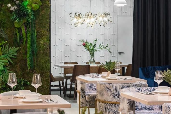 Фото №3 зала Ресторан «АМО»