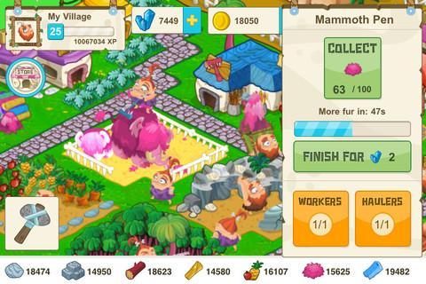 Tiny Village screenshot 2