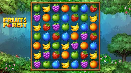 Fruits Forest : Rainbow Apple apkslow screenshots 3