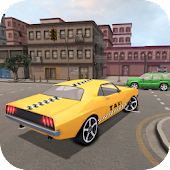 City Taxi Driver 2017: Taxi Simulator Game