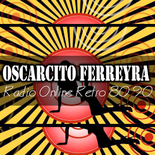 Oscarcito Ferreyra Radio Online Retro - náhled