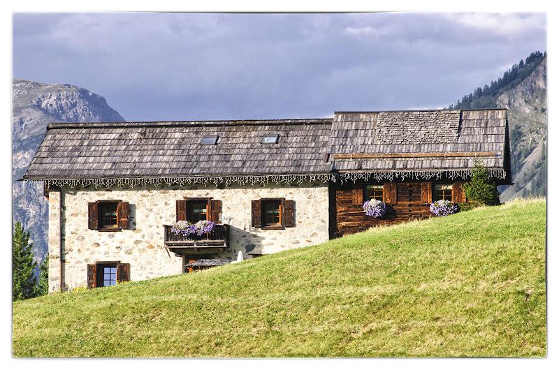 La casa tra i monti di Cristina Rocca