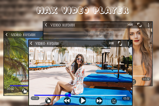 MAX HD Video Player 2018 : HD Video Player for PC