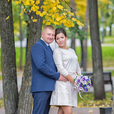 Wedding photographer Azamat Agishev (Azmon). Photo of 21.11.2016