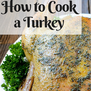 How to Cook a Turkey Recipe
