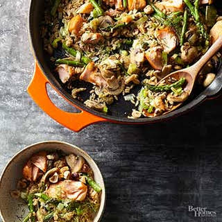 Pacific Northwest Fried Rice.