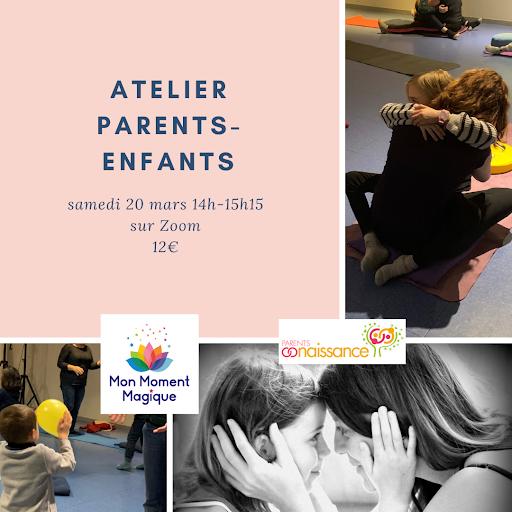 Atelier Mon Moment Magique Parents-Enfants
