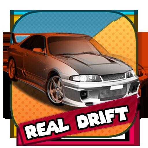 Real Drift Car 3D 賽車遊戲 LOGO-玩APPs