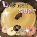 donutDD shop limited level icon