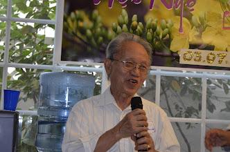 Photo: Đại cồ niên trưởng Xuân Trần