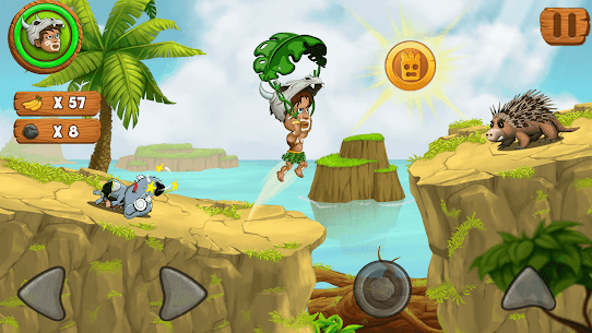Jungle Adventures 2 MOD Apk 47.0.26.7 (Unlimited Bananas) 4