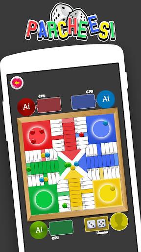 Parcheesi Best Board Game - Offline Multiplayer screenshots 3